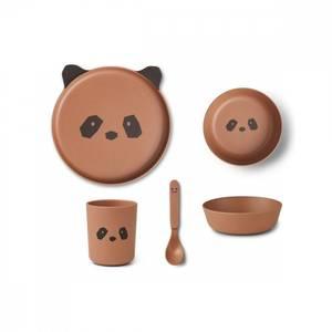 Bilde av Bamboo Box Set Panda Tuscany