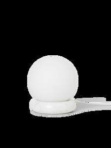 Bilde av Rest lamp, hvit marmor