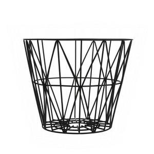 Bilde av Wire Basket Black Small