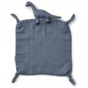 Bilde av Agnete Cuddle Cloth dino blue
