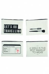 Bilde av Makeupveske / reisebeholder
