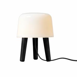 Bilde av Milk bordlampe svart ask