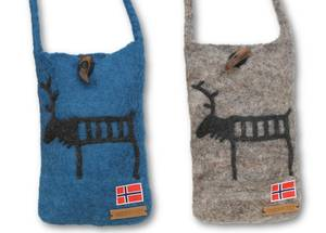 Bilde av Liten veske med reinsdyr