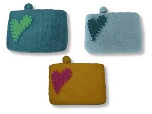 Bilde av Stor pung med hjerte