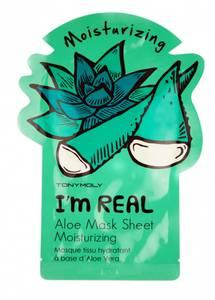 Bilde av I'm Real Aloe Sheet Mask