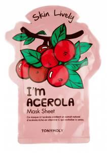 Bilde av I'm Real Acerola Sheet Mask