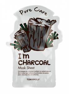 Bilde av I'm Real Charcoal Sheet Mask