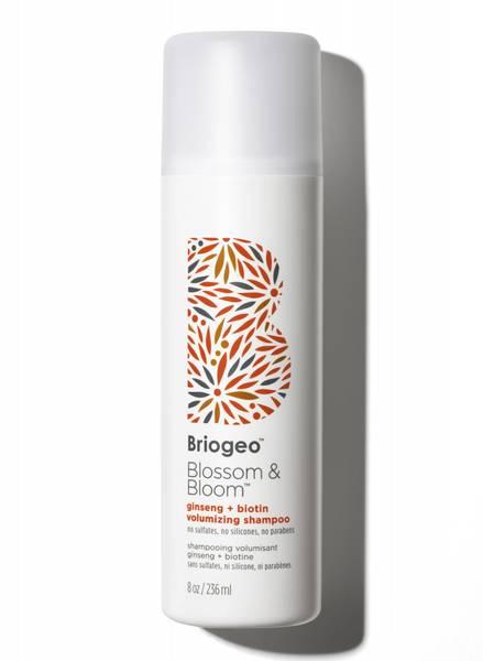 Blossom & Bloom™ Ginseng + Biotin Volumizing Shampoo