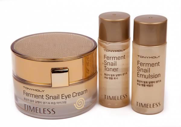 Ferment Snail Eye Cream set