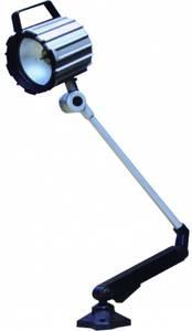 Bilde av Arbeidslampe Halogen HL-3-50W