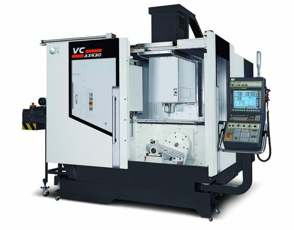 Victor 5-akset maskineringssenter -AX630