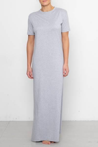 BRANDY DRESS GREY