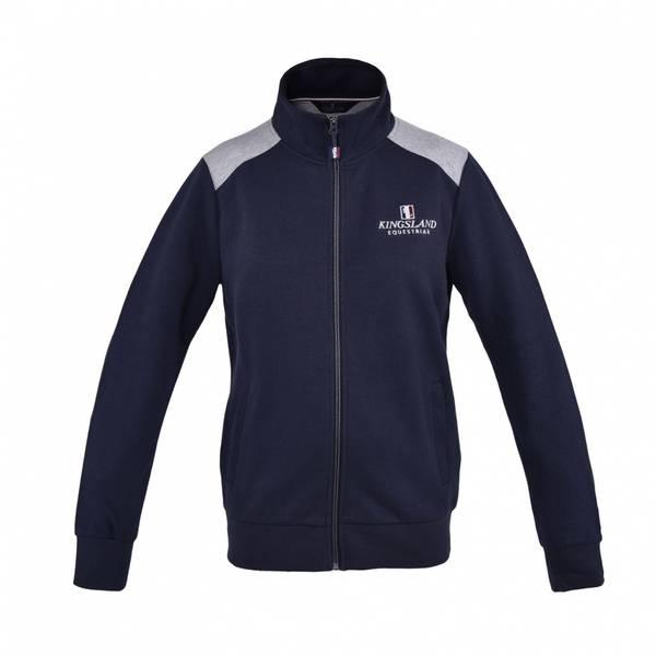 Bilde av Kingsland Classic Unisex Sweat Jacket