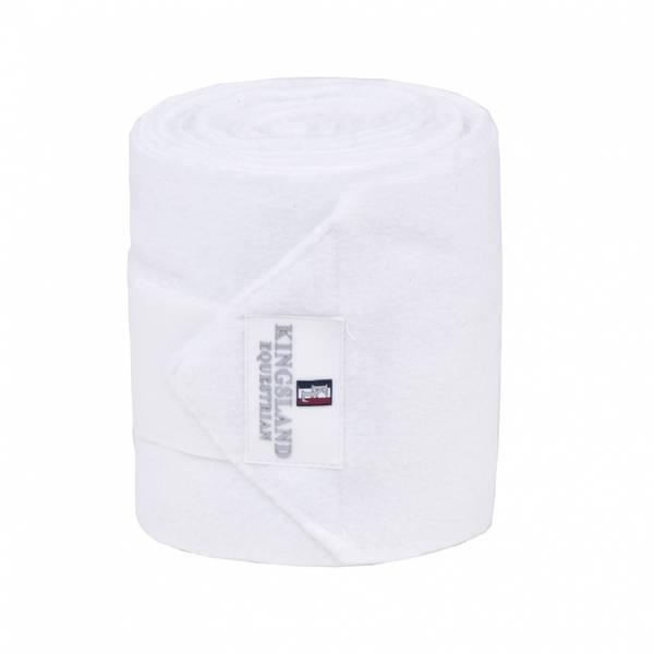 Bilde av Kingsland Classic Bandages Fleece 2 Pack