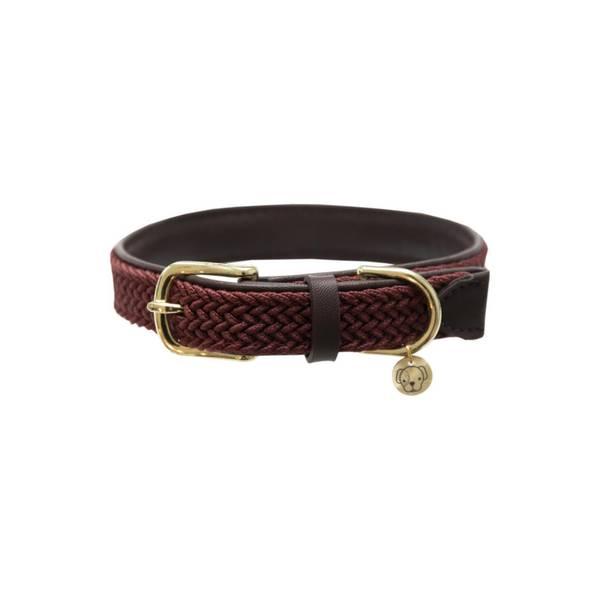 Bilde av Kentucky Plaited Nylon Dog Collar