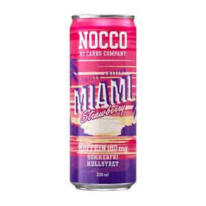Bilde av Nocco BCAA Miami 330ml
