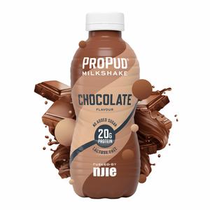 Bilde av Propud Milkshake Chocolate 330ml