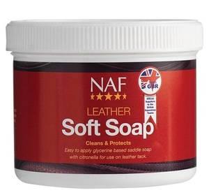Bilde av NAF Leather Soft Soap 450g