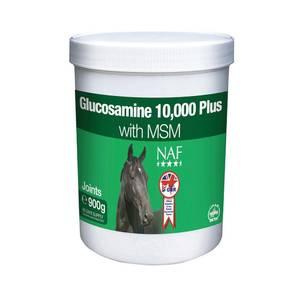 Bilde av NAF Glucosamine 10,000 Plus W/ MSM