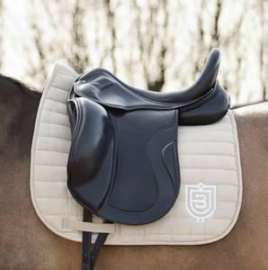 Bilde av Bullet Equestrian Saddle Pad DR Beige
