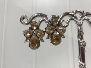 Bilde av Joytag øredobber i bronsefarget krystall
