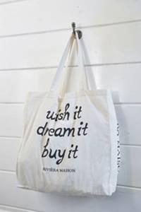 Bilde av Handle Bag Bomull Wish n Dream 45x45x14
