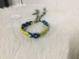 Bilde av Bibi armbånd tvinnet gul