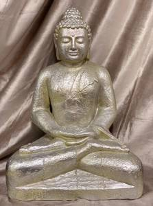 Bilde av Buddha Sølv
