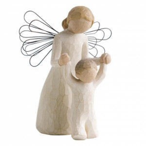 Bilde av Willow tree «guardian angel»