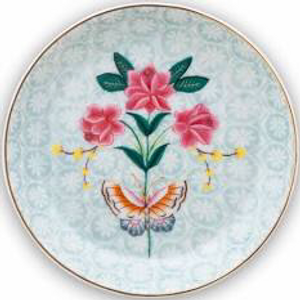 Bilde av Tea tip Blushing Birds white 9cm
