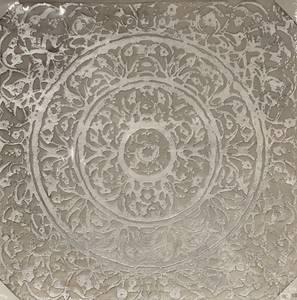 Bilde av Bc design bilde mønstret sølv