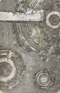 Bilde av Bc design bilde mønster grå/sølv