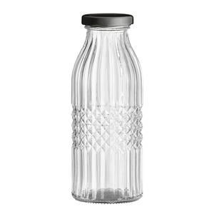 Bilde av Glassflaske med lokk