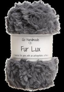 Bilde av Fur Lux - Grey 17663