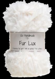 Bilde av Fur Lux - Off white 17660