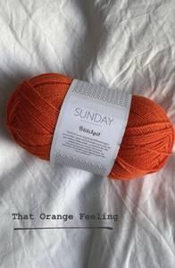 Bilde av 3819 That Orange Feeling