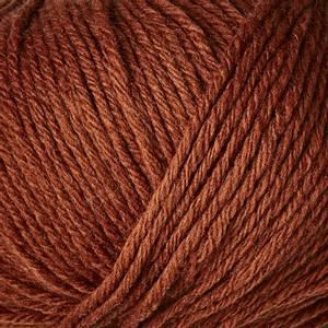 Bilde av Rust Heavy Merinoull Knitting