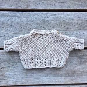 Bilde av Dukkes Nuuksweater - Knitting