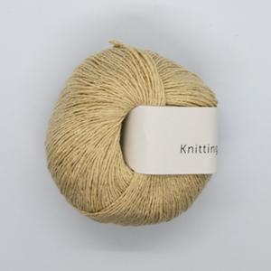 Bilde av Hvete/Wheat Silke Knitting