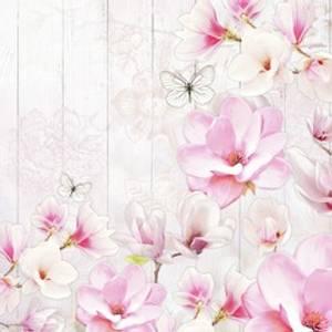 Bilde av Servietter Magnolia Garden