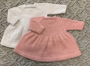Bilde av Dukke kjole - kitt