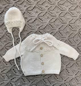 Bilde av Dukke jakke og lue