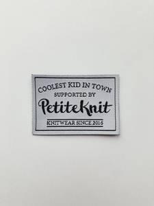 """Bilde av Label """"Coolest Kid In Town"""""""