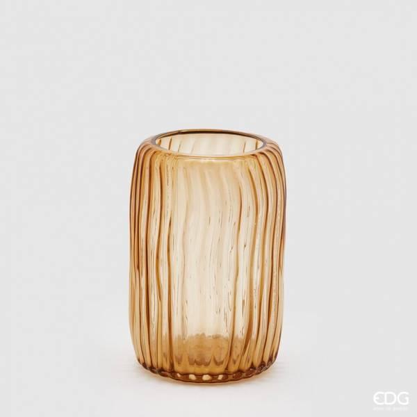 Lav vase i oker fra EDG