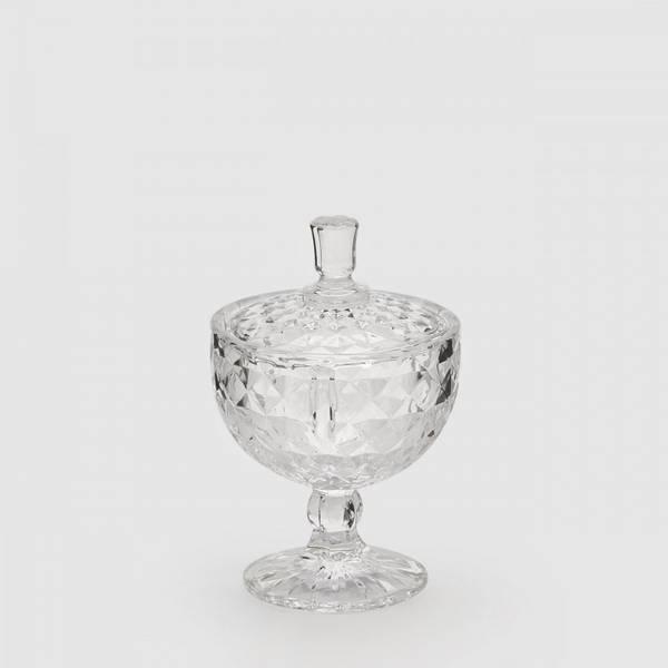 Krystall skål fra Edg
