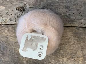 Bilde av 3021 FerskenRosa Brushed Lace