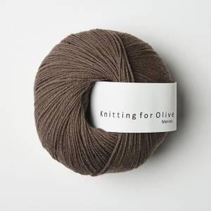 Bilde av Blomme ler - Knitting for