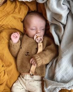 Bilde av Bamsesweater av PetiteKnit