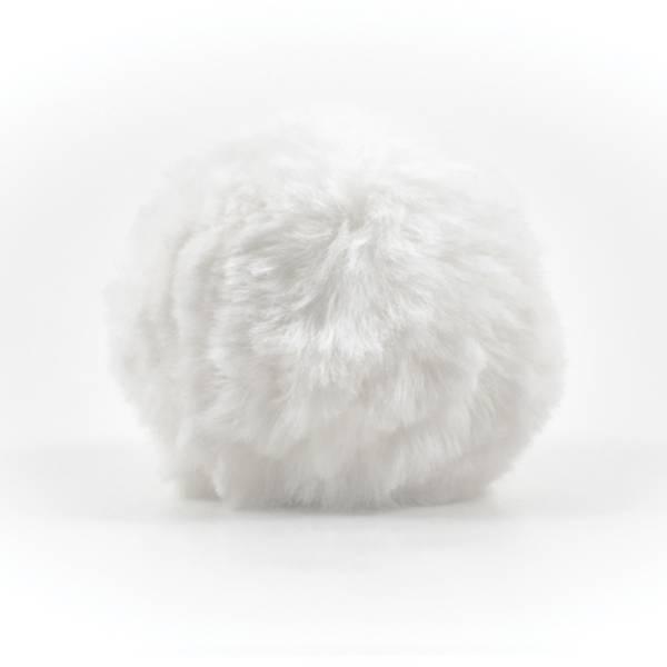 Dusk hvit stor