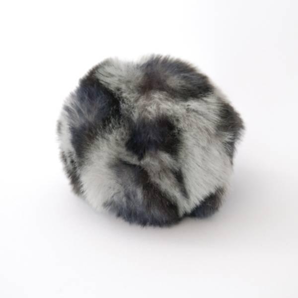 Dusk liten grå/sort